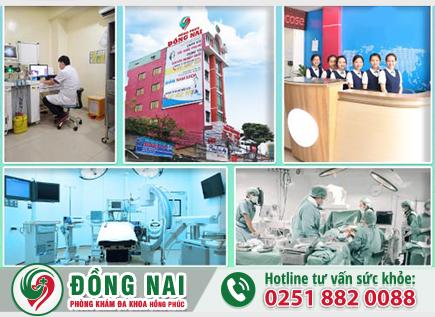 Phòng Khám Hồng Phúc - chữa viêm cổ tử cung hiệu quả dựa theo tình trạng bệnh