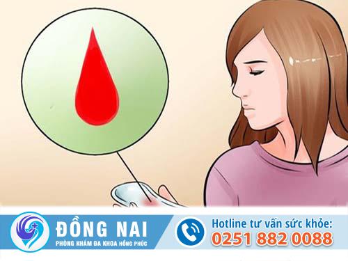 Chảy máu tử cung bất thường
