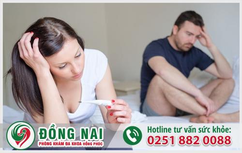 Máu kinh ra ít có thể ảnh hưởng đến hoạt động tình dục