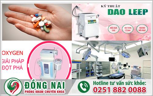 Phương pháp điều trị hiện tượng kinh nguyệt ra nhiều an toàn bằng công nghệ tối ưu