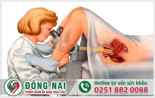 Soi cổ tử cung là thủ thuật được áp dụng để phát hiện các bệnh lý ở cổ tử cung