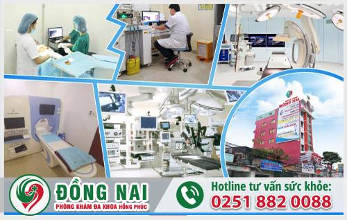 Phòng Khám Hồng Phúc - Địa chỉ tin cậy trong điều trị bệnh lạc nội mạc tử cung