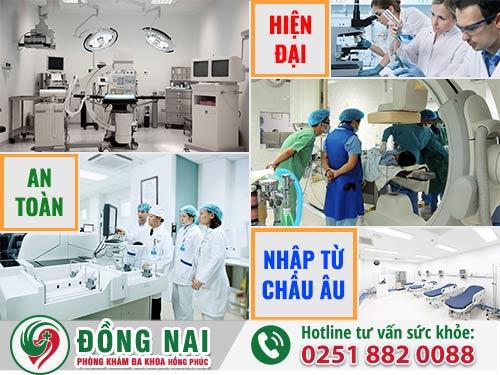Phòng khám chữa viêm lộ tuyến cổ tử cung hiệu quả, chi phí hợp lý
